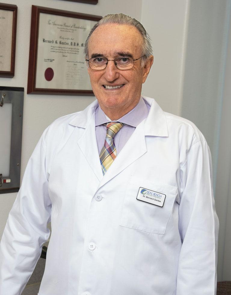 Dr. Gantès, Board-Certified Periodontist